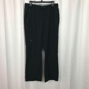 REI Black Hiking Pants Sz.10